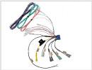 高純度銅7Nケーブル採用電源・スピーカーハーネスLE-20PW-7N