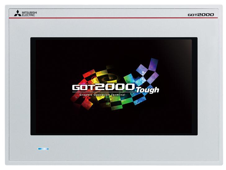 GOT2000シリ�`ズ 耐�h境性��化モデル「GT2507T-WTSD」