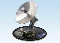 三菱電機 衛星通信機器:アンテ...