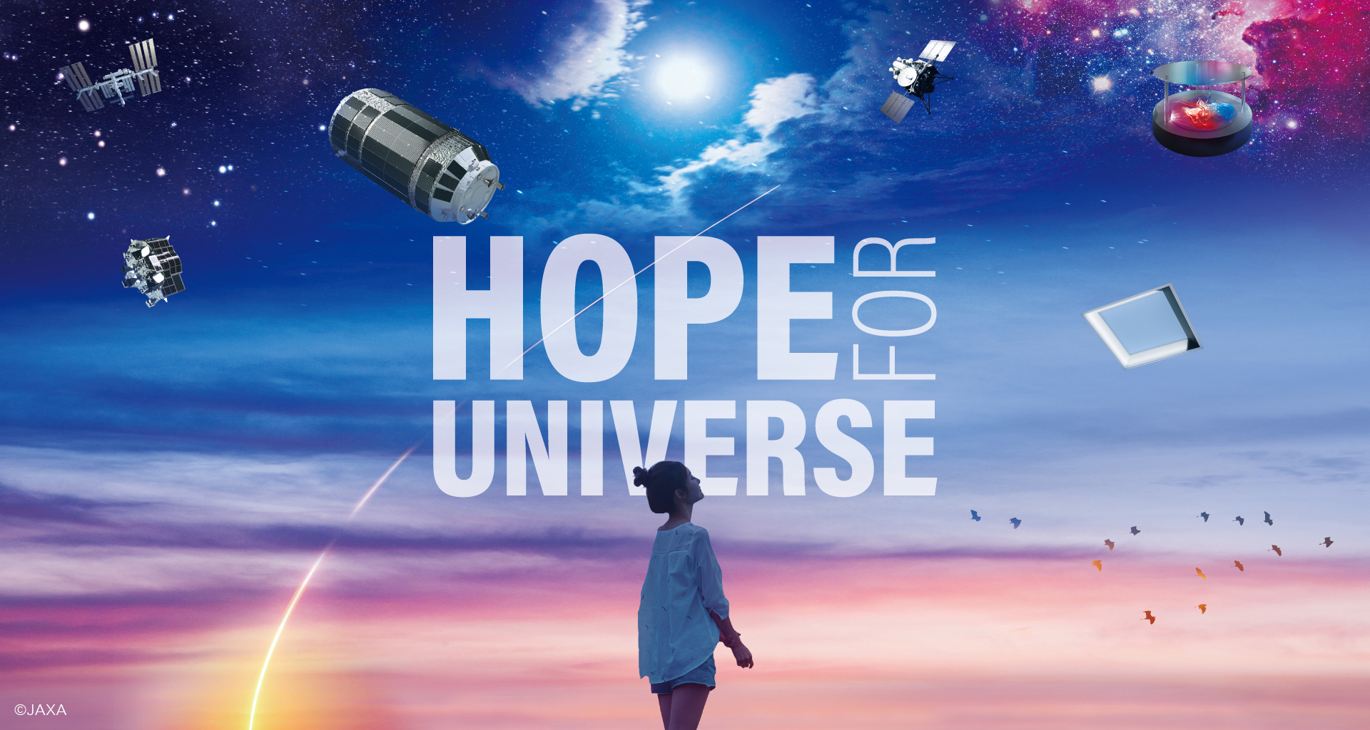HOPE FOR UNIVERSE