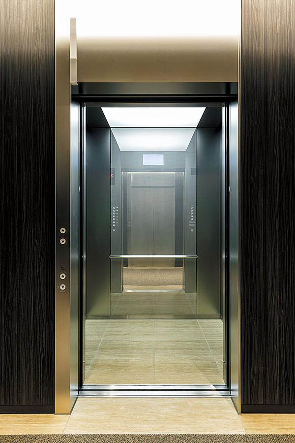 三菱エレベーター・エスカレーター|納入事例|虎ノ門ヒルズ|三菱電機