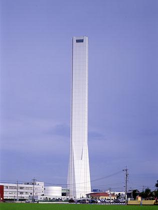試験 塔 エレベーター